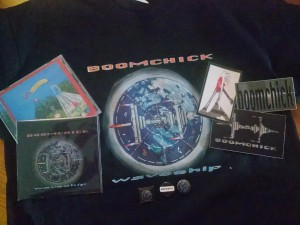 boomchick merch bundle