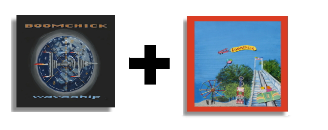 two albums for price of one