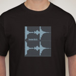 boomchick wave logo shirt
