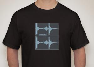 boomchick wave logo shirt